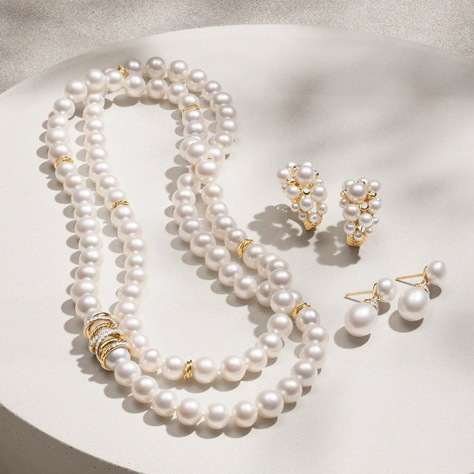 Did Your Pearl Necklace Break?