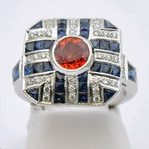 Gemstone Rings Auburn IL