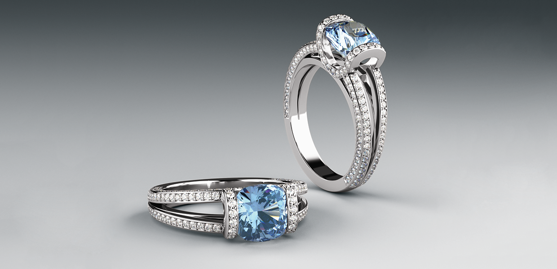 Diamond Ring Ware