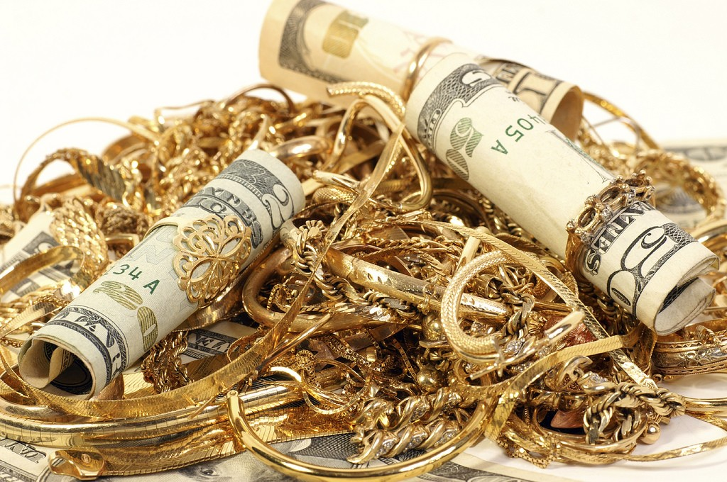 cash for scrap gold jewelry