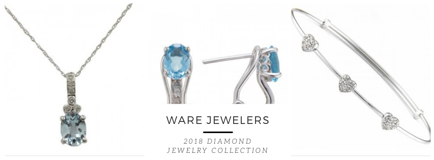 2018 Special Diamond Jewelry Collection at Ware Jewelers