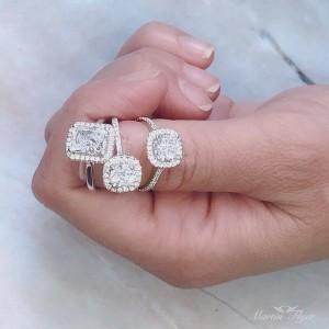 Diamond Engagement Rings for Women AL