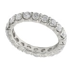 Wedding Band featuring 12 Round Brilliant Diamonds with 0.84ctw in Yellow Gold