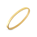 Symphony Golden Gate Oval Bangle