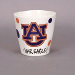 Auburn University Wobbly Mug