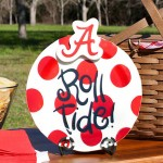 University of Alabama Celebrations Platter