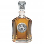 Auburn University Capital Decanter