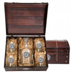 Auburn University Decanter Box Set