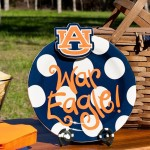 Auburn University Celebrations Platter