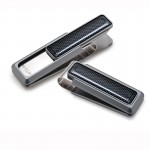 Natural Anodized Money Clip By M-Clip®