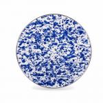 Cobalt Swirl Dinner Plate