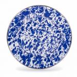 Cobalt Swirl Sandwich Plate