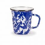 16 OZ. Cobalt Swirl Mug