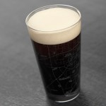 Auburn Pint Glass