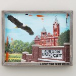 Auburn Spirit Canvas
