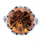 Orange and Blue Spirit Ring