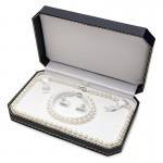 6x6.5mm 3 Piece Pearl Set