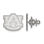 STERLING SILVER AU LAPEL PIN