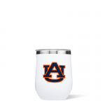 12 OZ STEMLESS CUP WITH AU LOGO