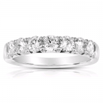 .75ct Anniversary Band 14KW