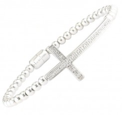 Sterling Silver and Stainless Steel Bracelets