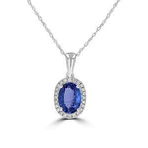Gemstone Pendants and Necklaces