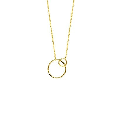 Gold Pendants and Necklaces