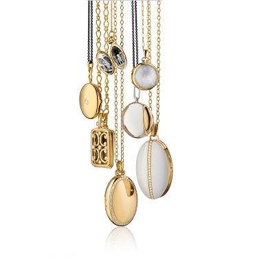 Gold Lockets