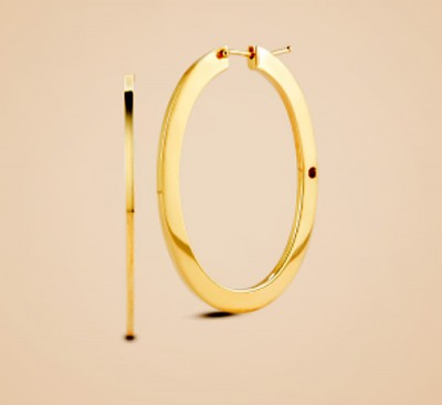 Perfect Gold Hoops