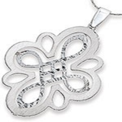 Sterling Pendants and Necklaces