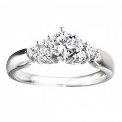 .48ct Round Diamond Engagement Ring