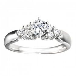 .48ct Round Diamond Engagement Ring