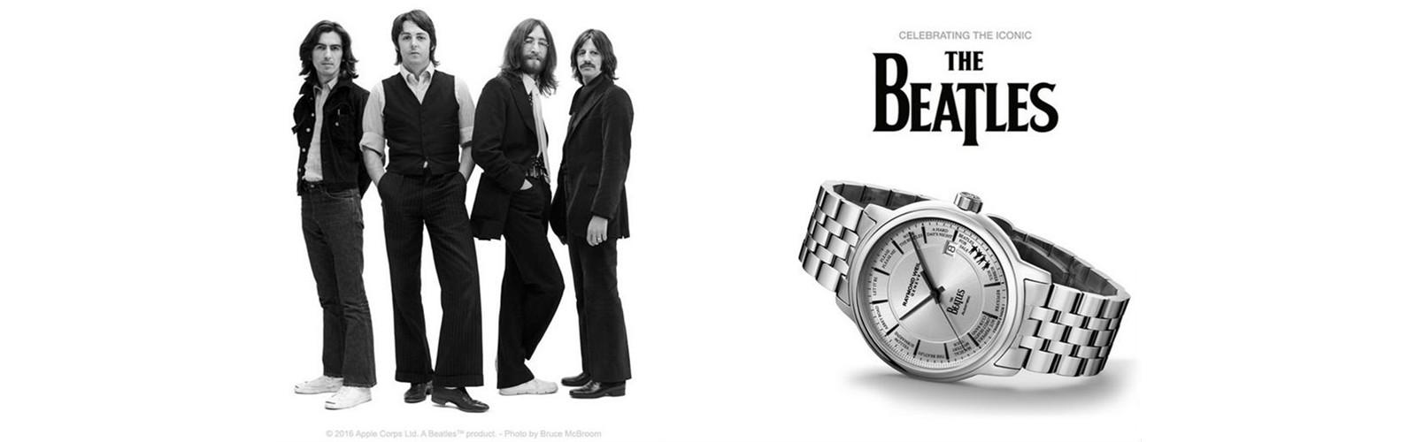 Raymond Weil Beatles