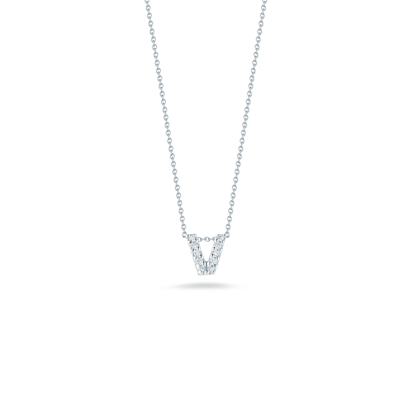 Tiny treasures love letter v pendant with diamonds dp25c0669 tiny treasures love letter v pendant with diamonds dp25c0669 ware jewelers aloadofball Image collections