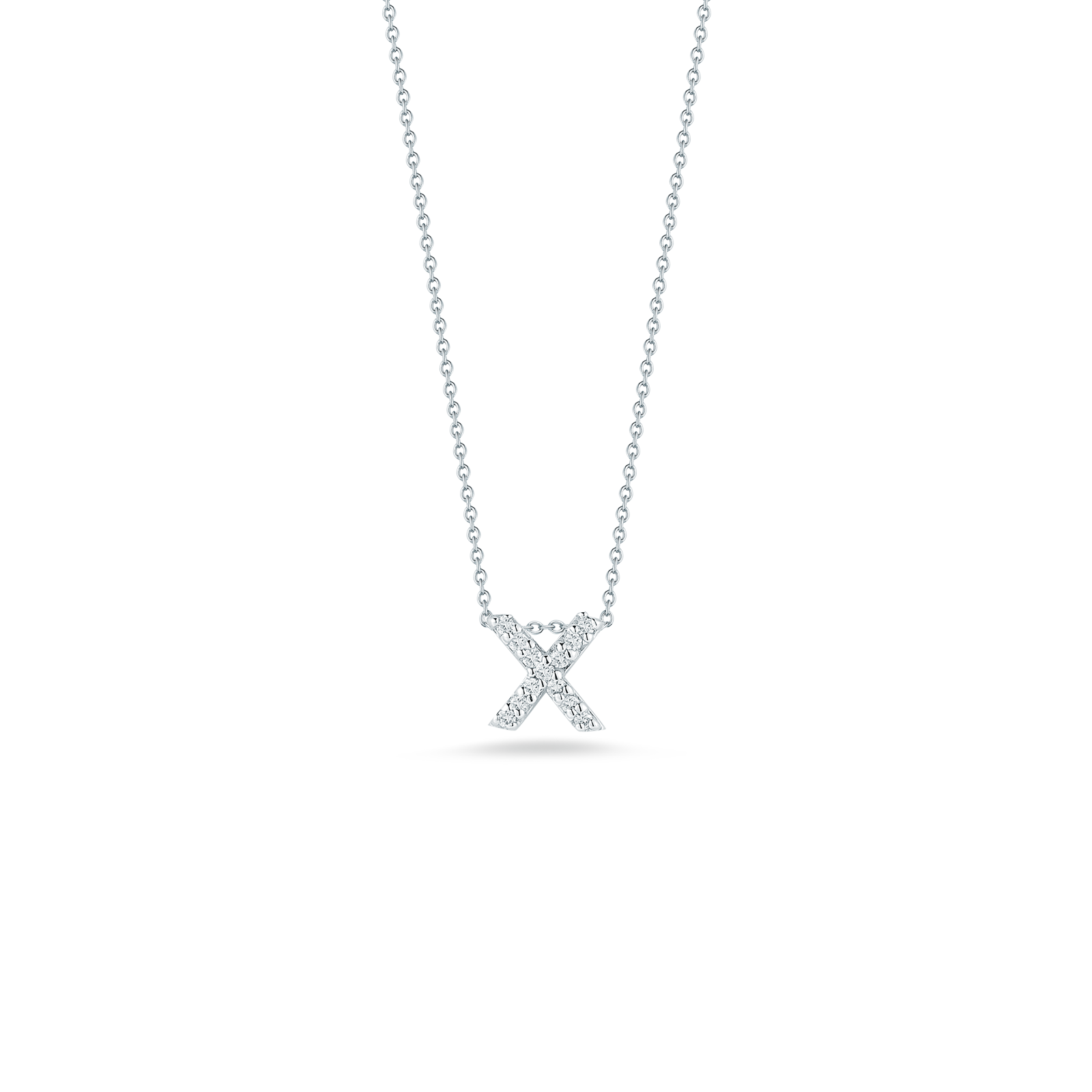 Tiny treasures love letter x pendant with diamonds dp25c0671 diamond pendants and necklaces product detail httpwarejewelersuploadproductroberto mozeypictures Choice Image